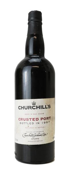 Churchill's Port, 1987