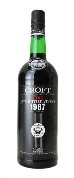 Croft Port, 1987